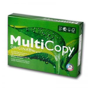 Koopiapaber MultiCopy A4 80g/m2