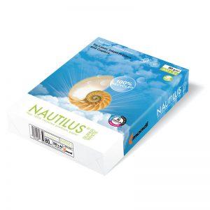 Koopiapaber Nautilus® SuperWhite A4 100% ümbert mat-st