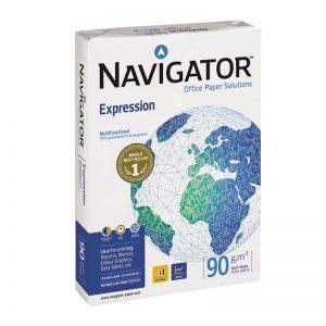 Koopiapaber Navigator Inkjet A4 90g/m2