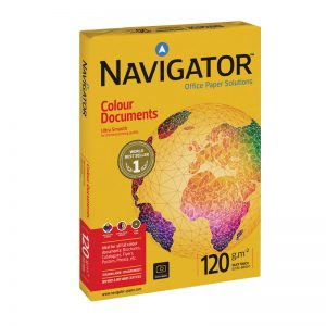 Koopiapaber Navigator Colour Documents A4 120g/m2