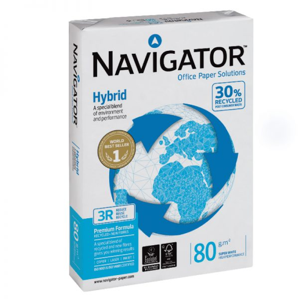Koopiapaber Navigator Hybrid A4 80g/m2