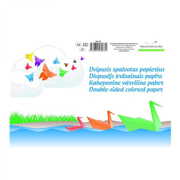 Värviline paber SMLT A4