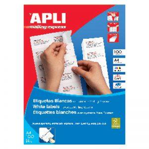 Etiketid Apli ILC iseliimuvad 105 x 37mm 100l/pk - Apli