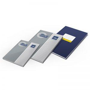 Kontoriraamat Forpus EKO A4 ruuduline 5x5 - Forpus