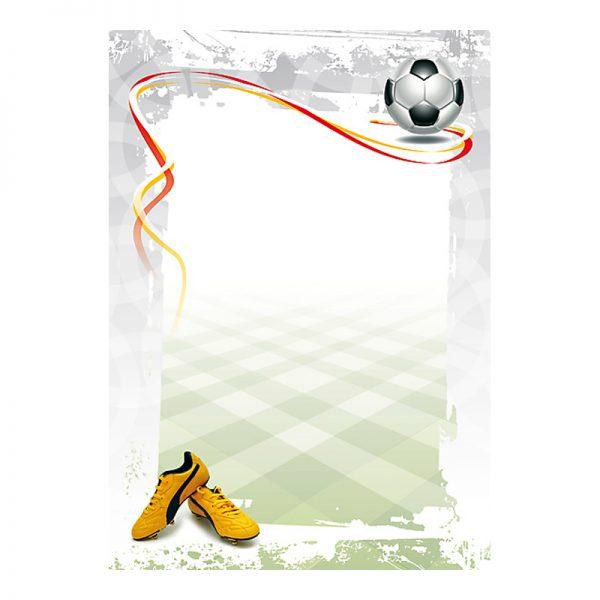 Dekoratiivpaber FOOTBALL A4