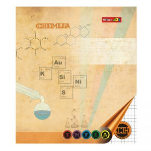 Vihik KOPRA Chemijos A5
