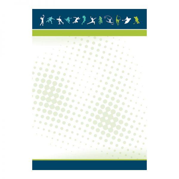 Dekoratiivpaber DYPLOMY CHAMPIONS A4