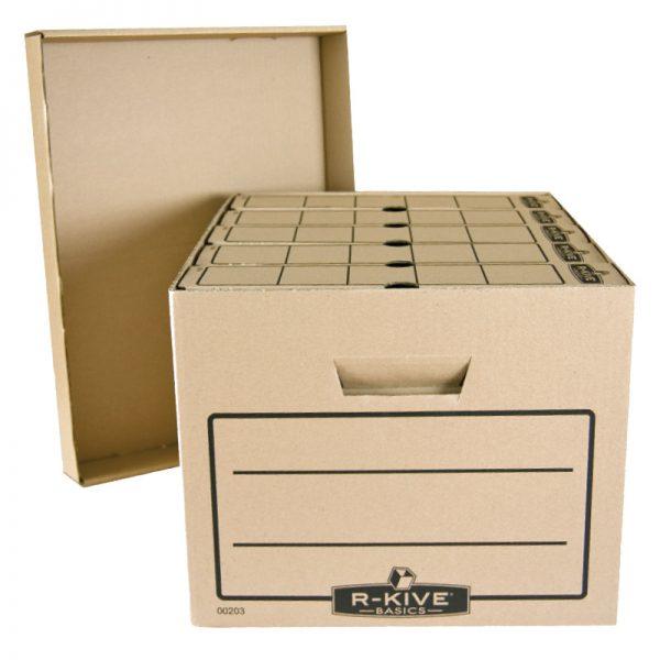 Arhiivikarpide konteiner Fellowes 330 x 425 x 265mm
