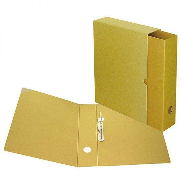 Arhiiviregistraator karbiga SMLT A4/70mm