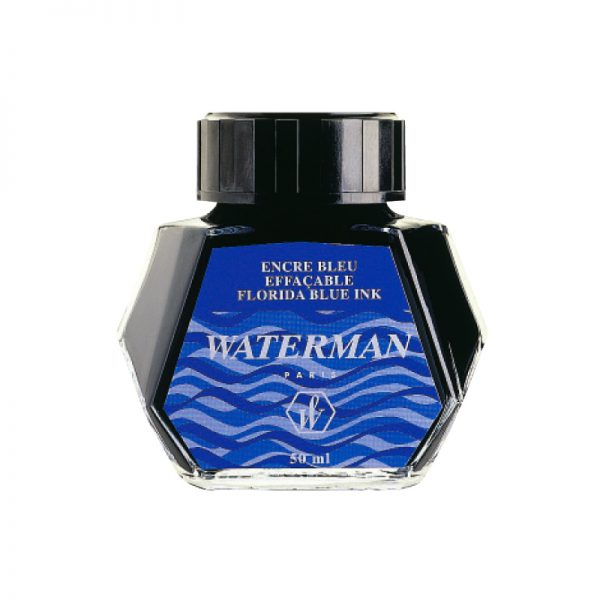 Tint Waterman klaaspudelis 50ml