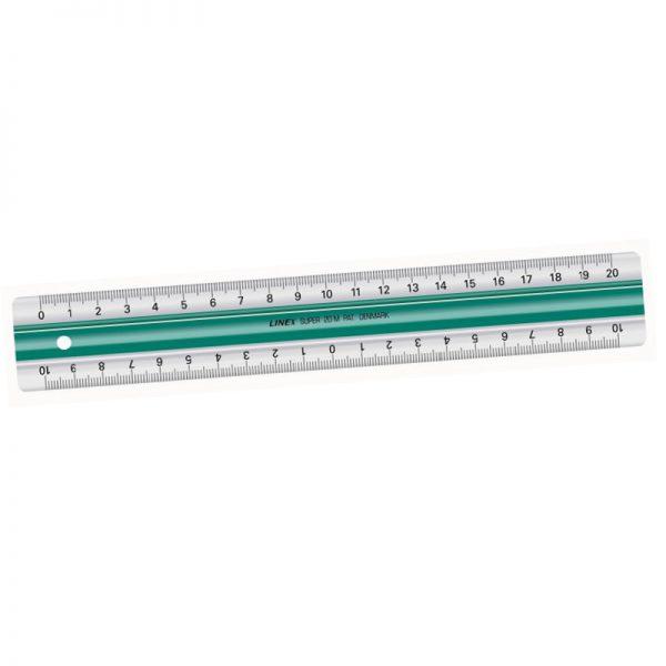 Joonlaud LINEX RULER SUPER 20cm