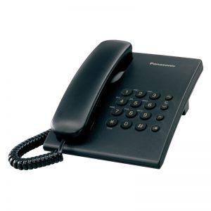 Telefon Panasonic KX-TS500FXB must - Panasonic