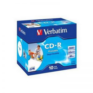 CD-R Verbatim 700 MB/52x