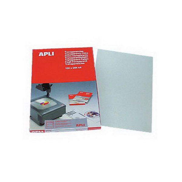 Grafokile laserprinterile  Apli A4 100l/pk - Apli