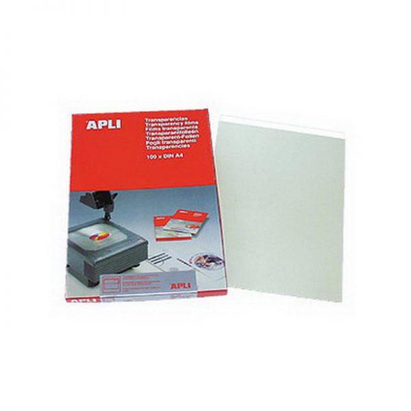 Grafokile tindiprinterile Apli A4 100l - Apli