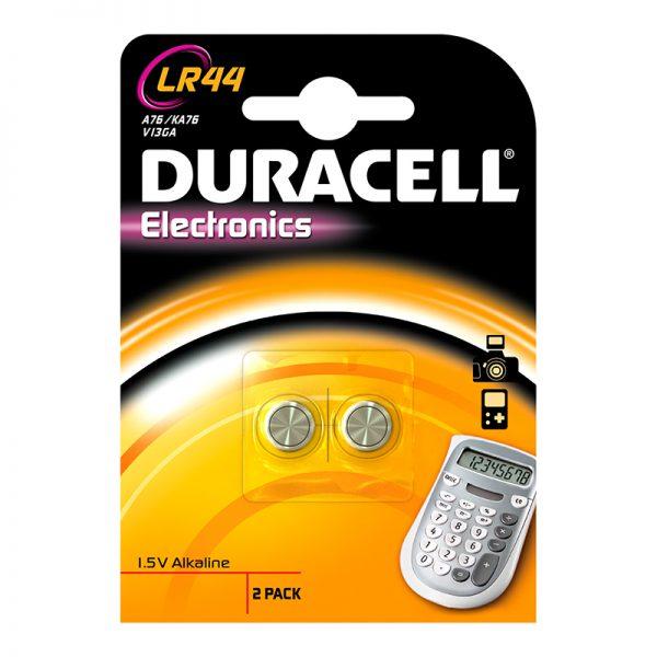 Patarei Duracell LR44 1.5V Alkaline