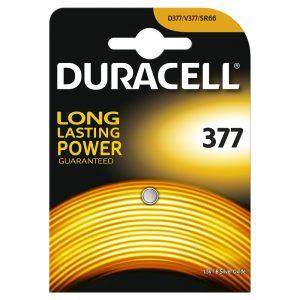 Patarei  D377-1BB/AG4 - Duracell