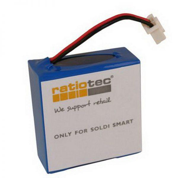 Akulaadija Radiotec Soldi Smart seeriale - Ratiotec