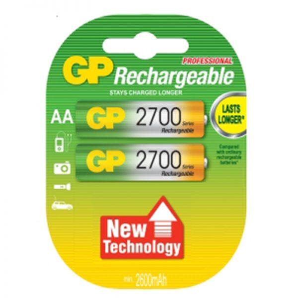 Akupatarei GP HR6 (AA) 2700mAh