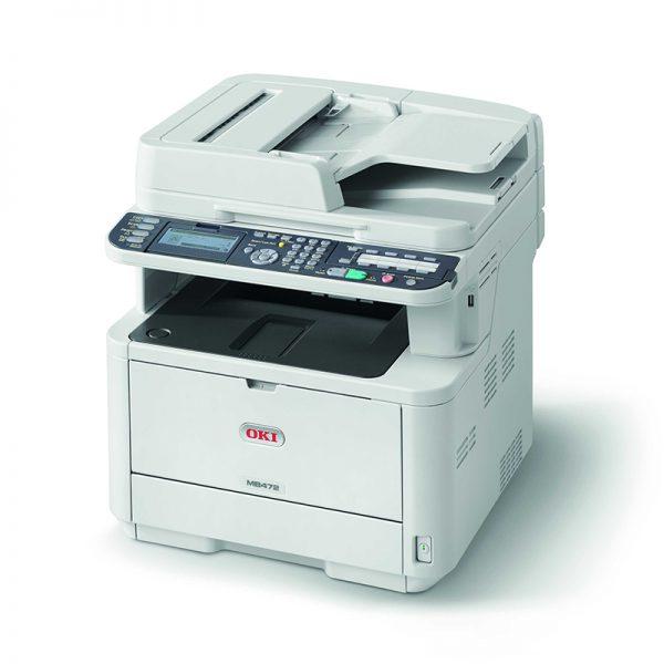 Multifunktsionaalne printer OKI MB472DNW