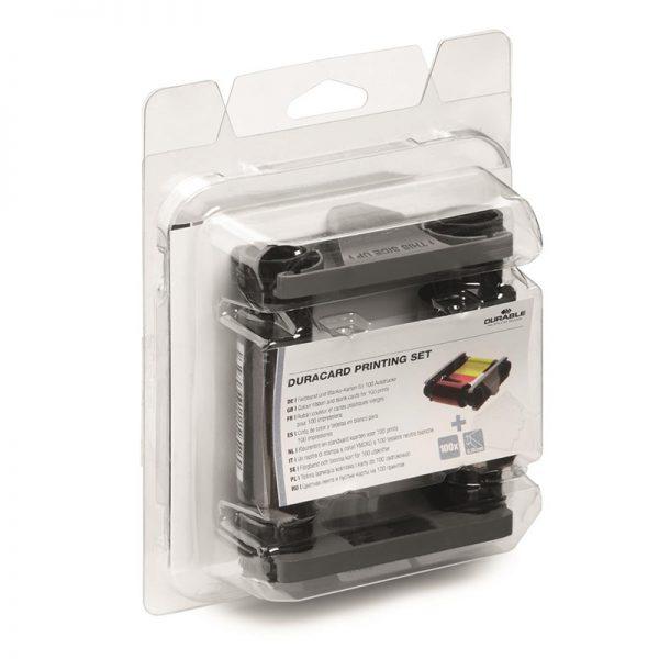 Trükikomplekt Duracard printerile - Durable