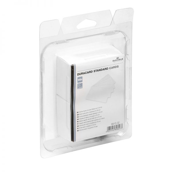 Plastikkaardid Duracard Standard 0