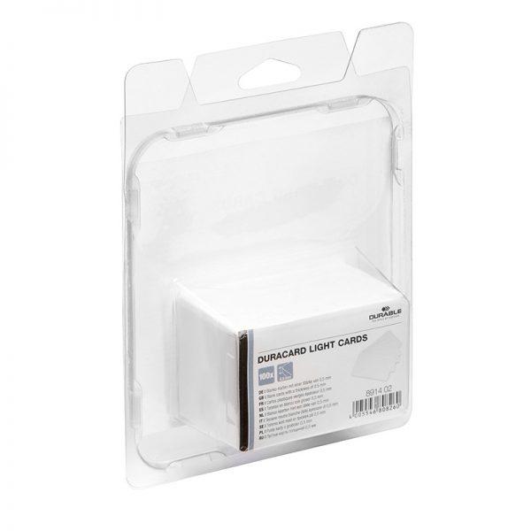 Plastikkaardid Duracard  0