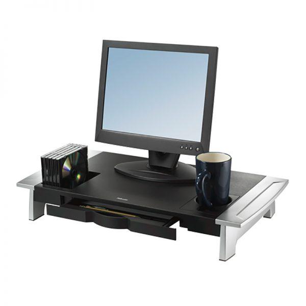 Monitorialus Fellowes Office Suites™ Premium Monitor Riser - Fellowes