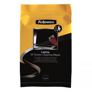 Ekraanipuhastuslapid Fellowes 25tk - Fellowes