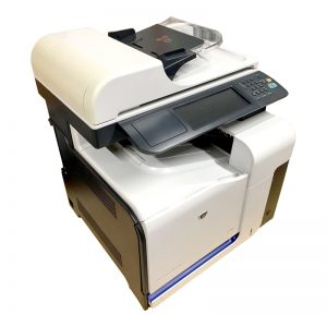MFP HP Color LaserJet CM3530 - HP