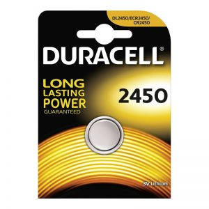 Patarei Duracell 2450