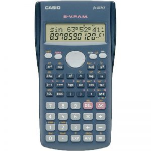 Kalkulaator CASIO FX-82MS - Casio