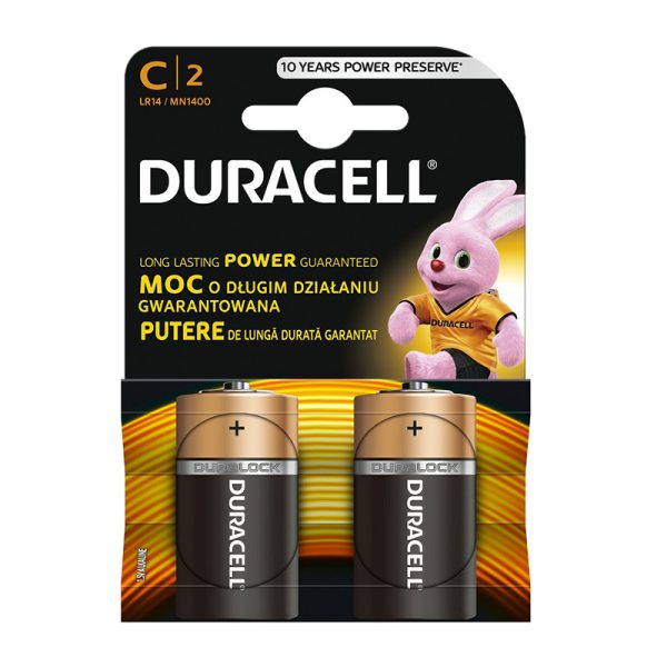 Patarei Duracell C