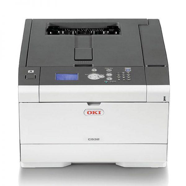 Värvilaserprinter OKI D532dn - Oki