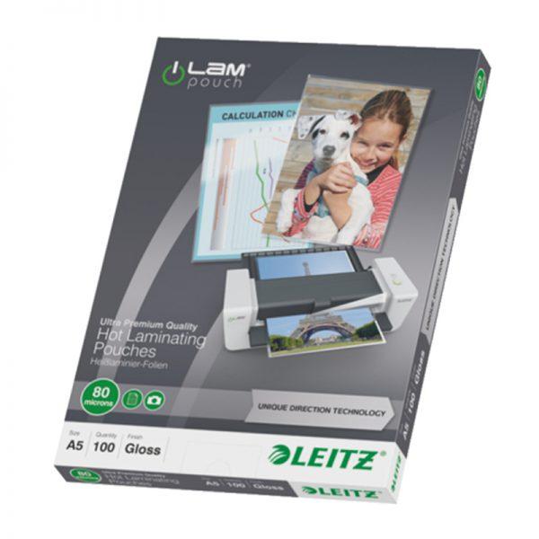 Lamineerimistaskud Leitz UDT A5