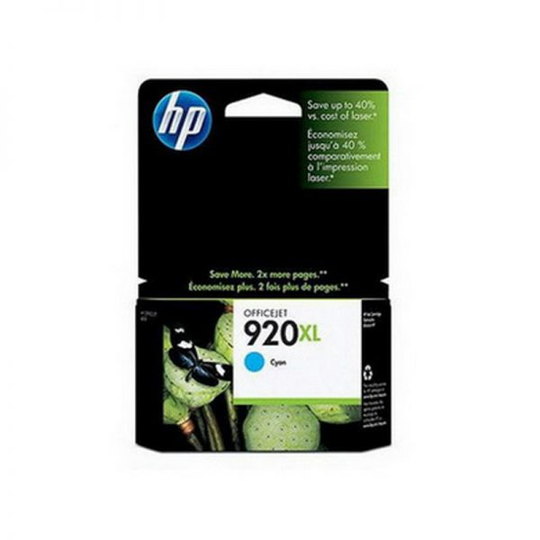 Tindikassett HP CD972A 920XL