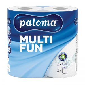 Rullpaberrätikud Paloma Exclusive