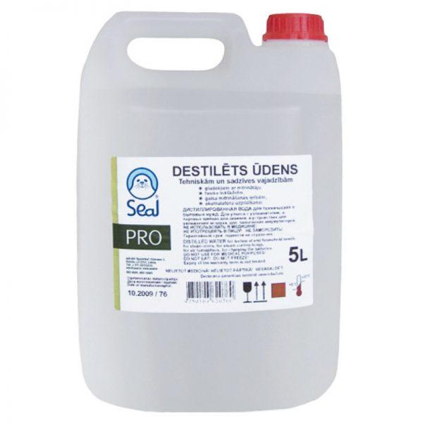 Destilleeritud vesi Spodriba 5l - Spodriba