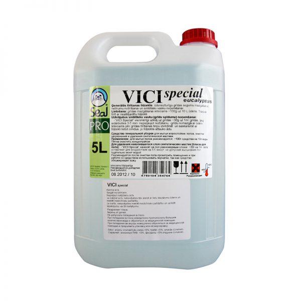 Desinfitseeriva toimega põrandapesuvahend VICI Special