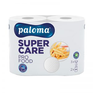 Rullpaberrätikud PALOMA SUPER CARE Pro food
