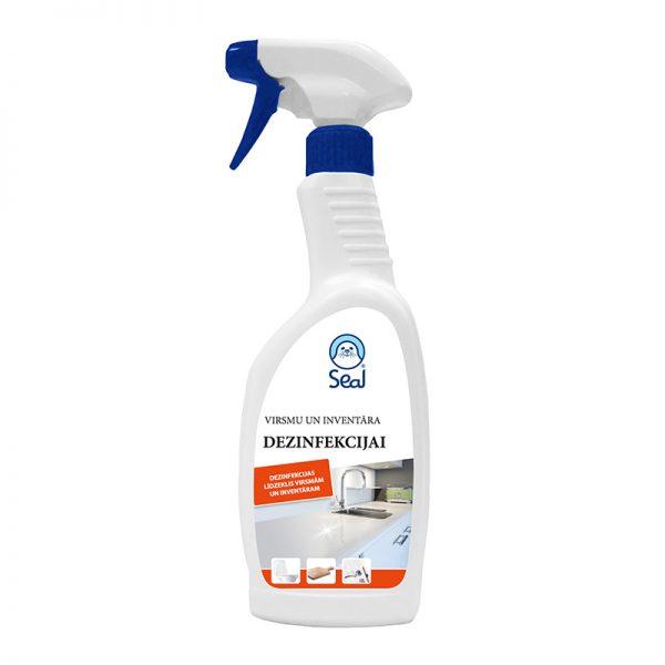 Desinfitseeriv puhastusvahend SEAL 750 ml - Seal