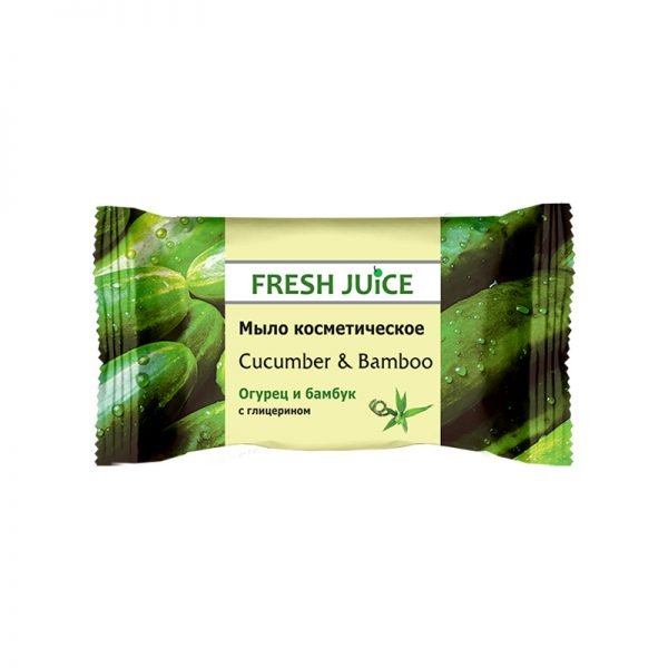Tualettseep FRESH JUICE Cucumber & Bamboo