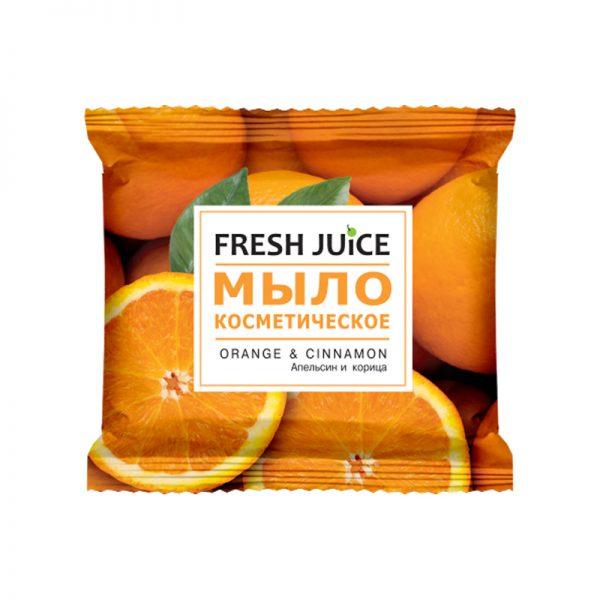 Tualettseep FRESH JUICE Orange & Cinnamon