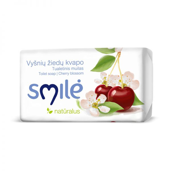 Tualettseep SMILE