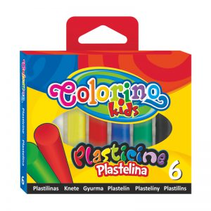 Plastiliin Colorino Kids