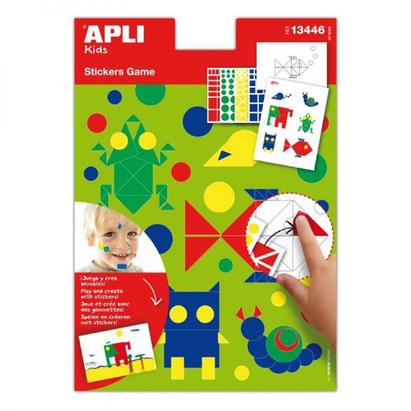 Käsitöökomplekt Apli Animals - Apli