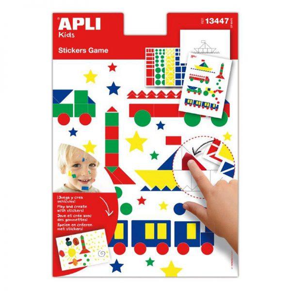Käsitöökomplekt Apli Transports - Apli