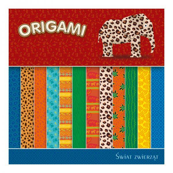 Origami paber Dan-Mark Animals World