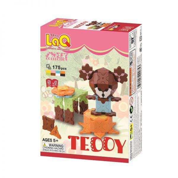 Arendav mänguasi LAQ SWEET Collection teddy