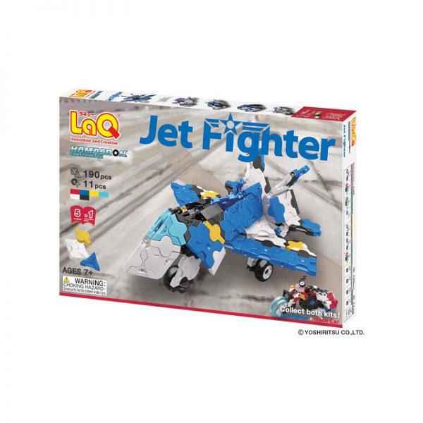 Arendav mänguasi Jaapani konstruktor LAQ HAMACRON JET FIGHTER